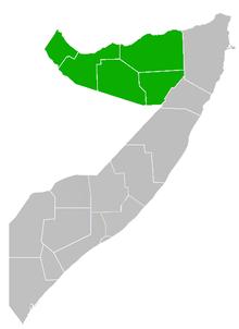 Description de l'image Somalia-Somaliland.png.