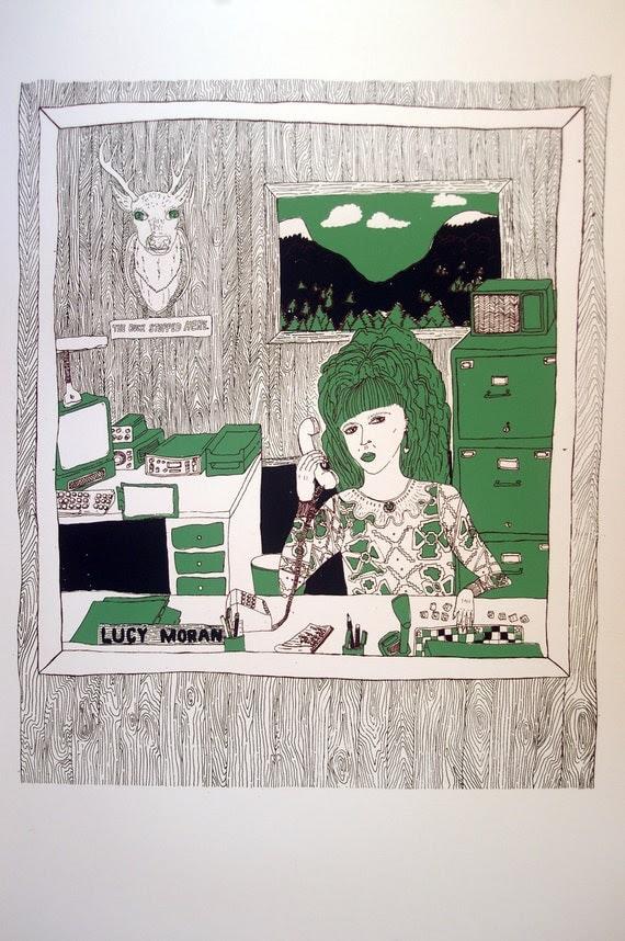 TWIN PEAKS: Lucy Moran
