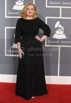 Grammy Awards 2012 Red Carpet