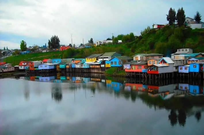 lugares turisticos de chile chiloe