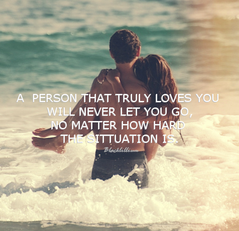 Quotes Images Never Let You Go Wallpaper And Background Photos