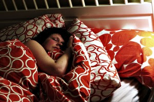 Freund Dringt Im Schlaf In Mich Ein