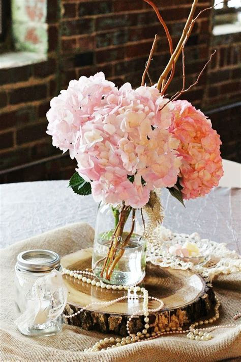 14 best images about Mason Jar Centerpieces on Pinterest