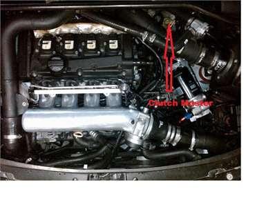 2001 Audi Tt Clutch Fluid Reservoir Location