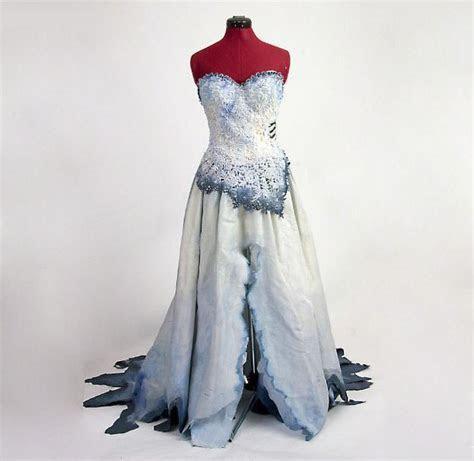 Corpse Bride Costume Based on Tim Burton movie Made to