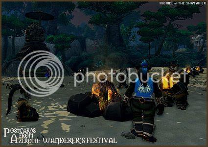 PostcardsFromAzeroth.com: Wanderer's Festival