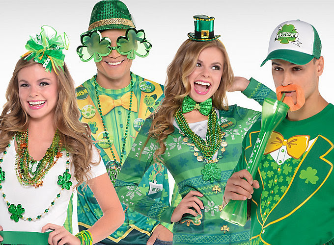 Leprechaun Crawl Costume Guide Crawl Reno