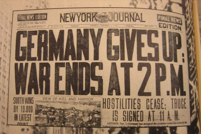 20 Quotes From Germans About American Troops After World War I