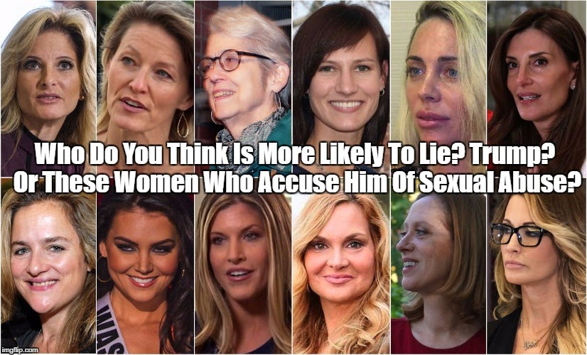 "Image result for trump accusers ""pax on both houses"""