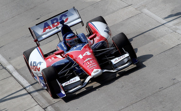 Takuma Sato - Grand Prix Of Baltimore - Day 3
