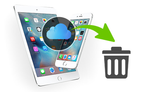 how to keep pictures on icloud but delete from phone