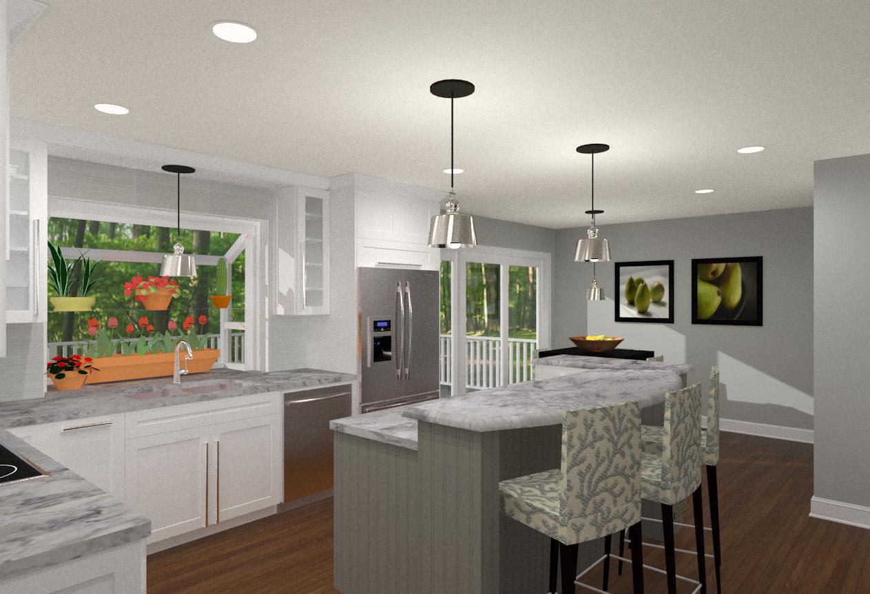 Design Build Remodeling Tip: Garden or Bay Window - Design Build