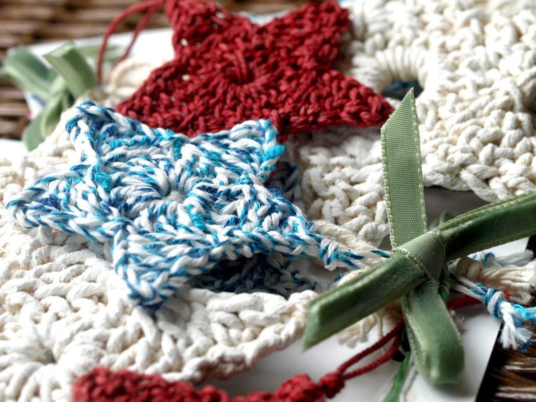 Crochet Stars