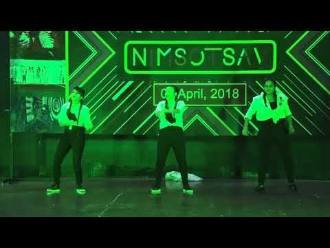 2018 Best College Girls Dance Performance | Nims University Jaipur | Bollywood and Pujabi Mix Songs