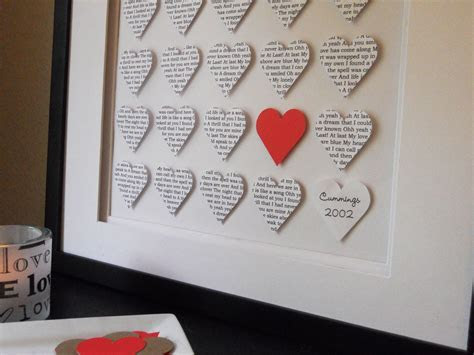 Great First Wedding Anniversary Gift Ideas   North