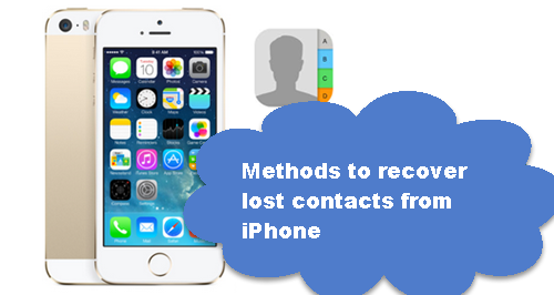 iPhone data recovery:How to Recover Lost Contact on iPhone\/iPad after Jailbreak