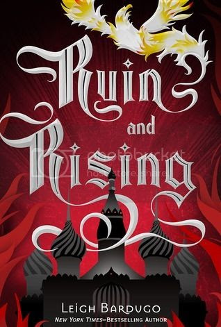 The Book Rest - Book Review for Ruin and Rising by Leigh Bardugo