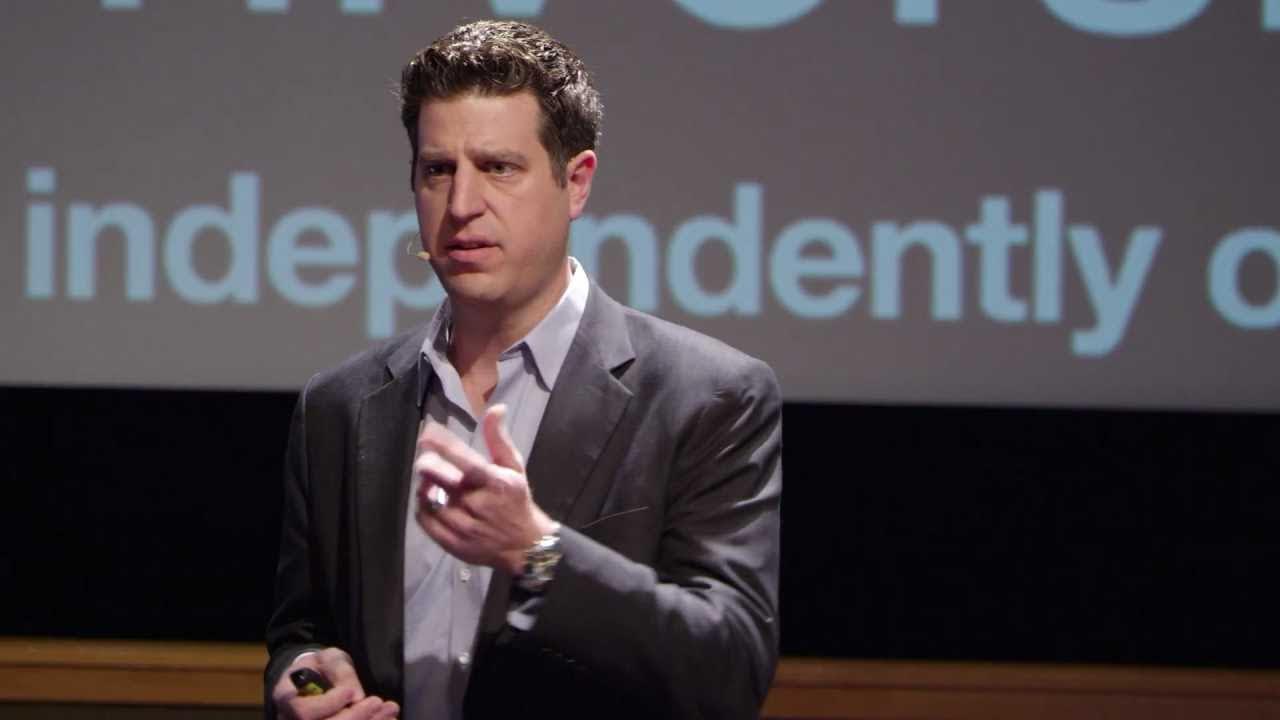 James Kosta, cựu hacker máy tính, cho TED Talk