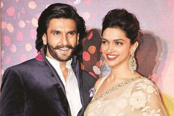 ca1861de64 Ranveer, Deepika get married in Italy