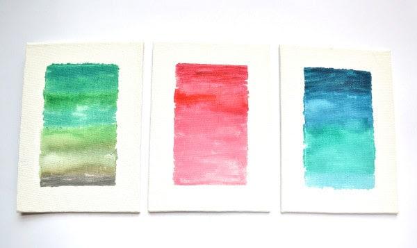 Make Watercolor Art