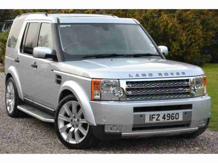 2008 LAND ROVER DISCOVERY 3 HSE BRAND NEW ENGINE AND TURBO