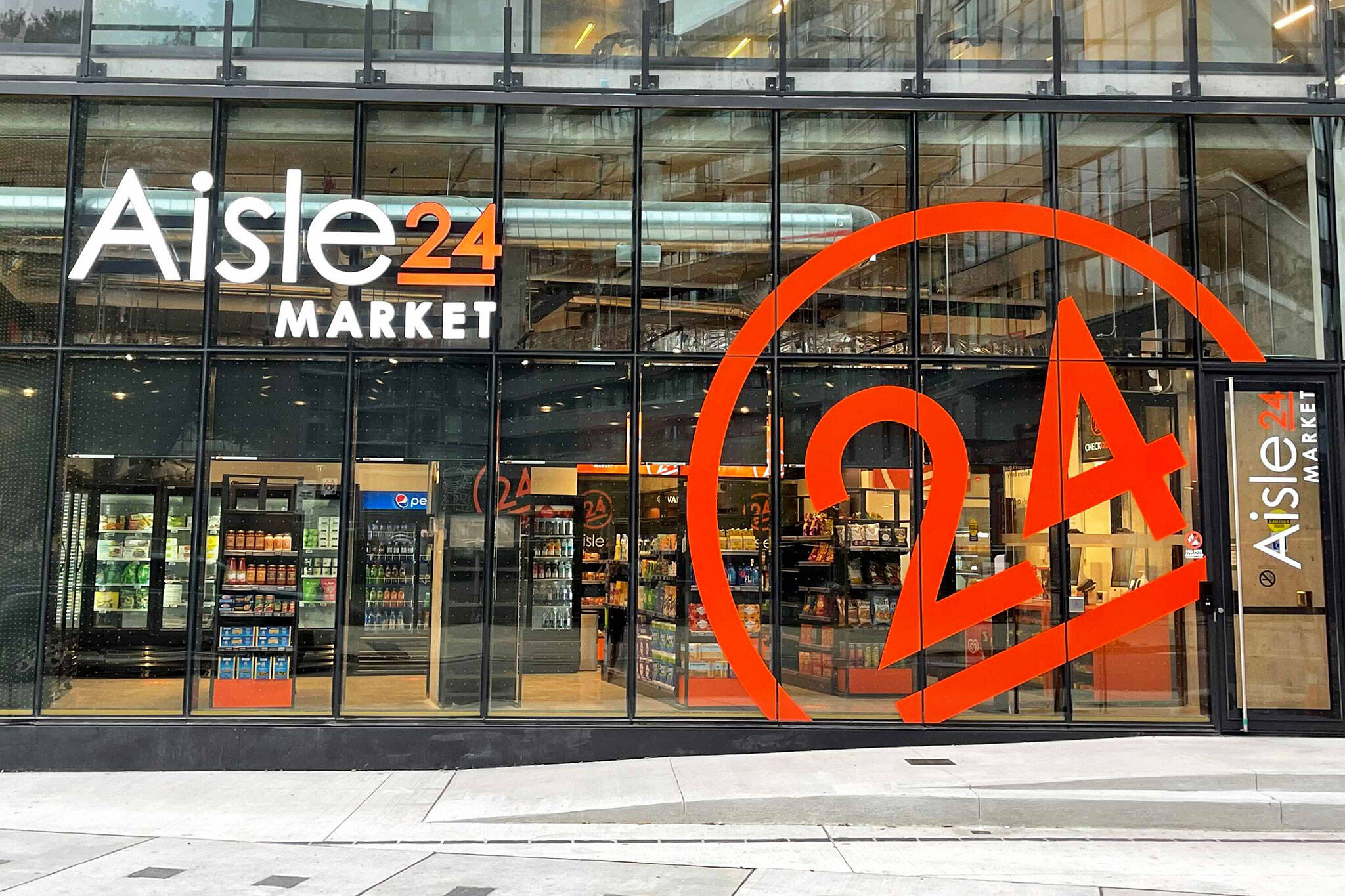 Toronto just got self-serve 24 hour convenience stores with no employees