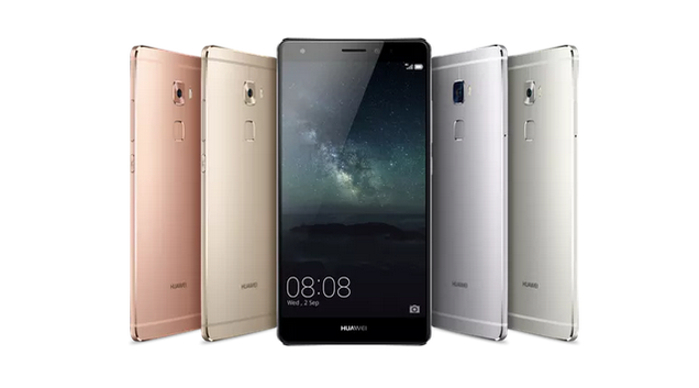Huawei Mate S, el smartphone que estrena Force Touch antes que Apple