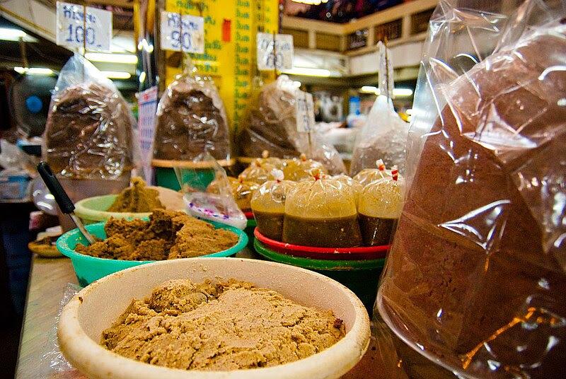 File:Kapi chiang mai warorot market 01.jpg