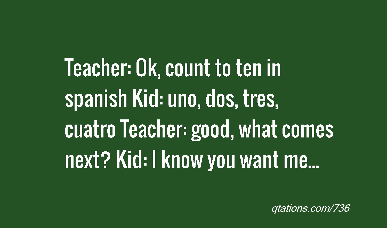 Spanish Teacher Quotes. QuotesGram