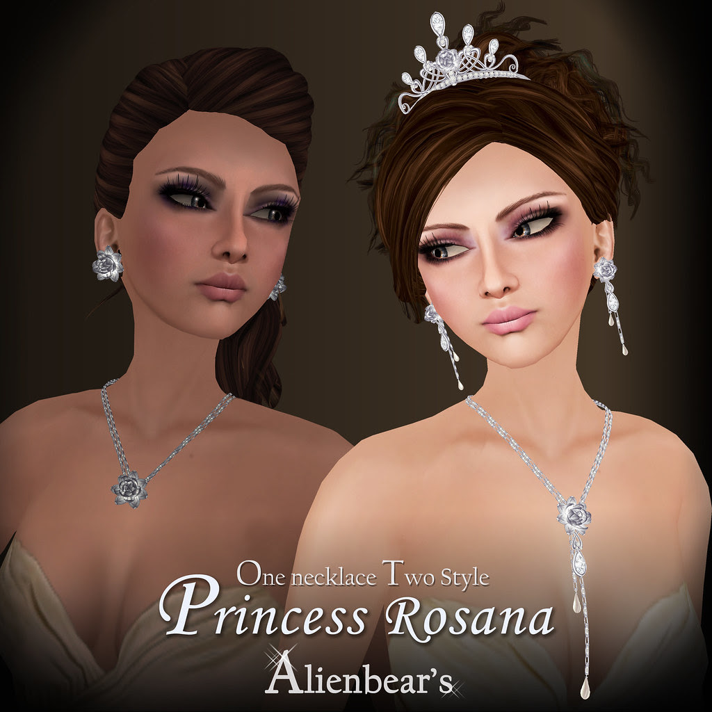 Princess Rosana draft