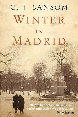Missouri State Library Book Blog: Winter in Madrid by C  J