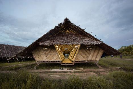 Mae Tao Dormitori da Agorà Architects