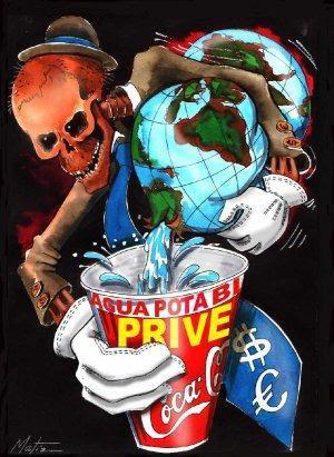 Resultado de imagen de La privatización del agua en España