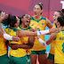 Brasil vence a República Dominicana no vôlei feminino