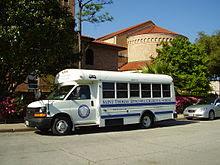 Hướng dẫn xe buýt giữa năm 2000 DW