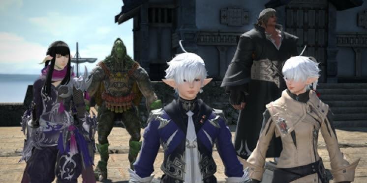 Final Fantasy 14 Rise Of A New Sun Inhaltetrailer Und Release