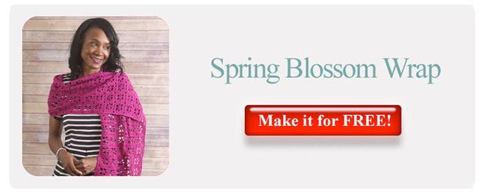 Spring Blossom Wrap