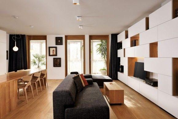 Cómo decorar una Sala o Living Room 10 580x386 Cómo decorar una Sala o Living Room   Diseño Interior Inspiración