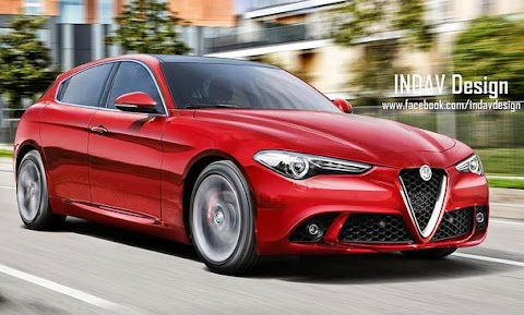 Alfa Romeo Stelvio Quadrifoglio Daten
