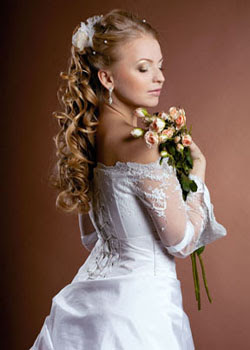 Wedding Updos in Bergen County | Wedding Hairstyles North NJ Image-1