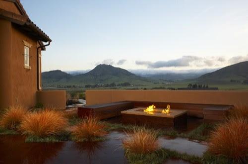 Seven Sister Peaks eclectic landscape