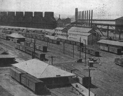 Steel Mills—Birmingham, Alabama