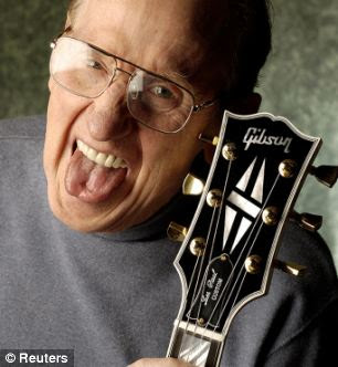 Pioneer: Les Paul revolutionised the recording process