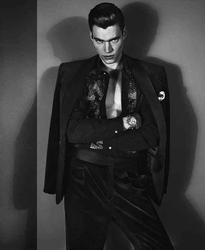 Versace Fall/Winter 2012 Campaign