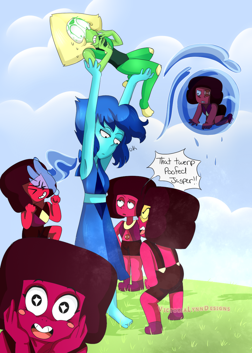 Lapidot Week Day 3: ProtectionOne for the color lovers and one for the monochrome lovers. I couldnt decide which one I liked better! I decided to put a bit of humor in this picture since I think the...