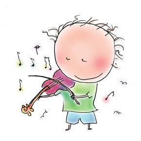 CI療法でバイオリンが弾けた