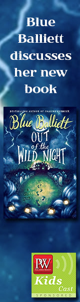 PW KidsCast: A Conversation with Blue Balliett