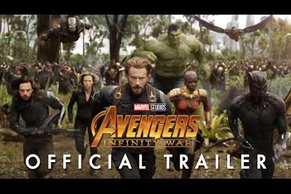 Review Film Avengers Infinity War Bercitarasa Asia