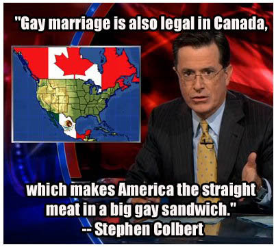 Gay Marriage Is Also Legal In Canada Funny Pictures Quotes Pics