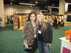 CHA Day 2! Norma and Me!